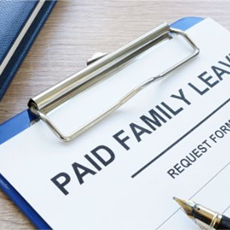 ​paid family and medical leave document form