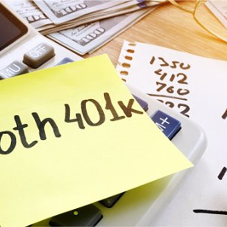 ​roth 401(k) tax benefits employee benefits roth ira