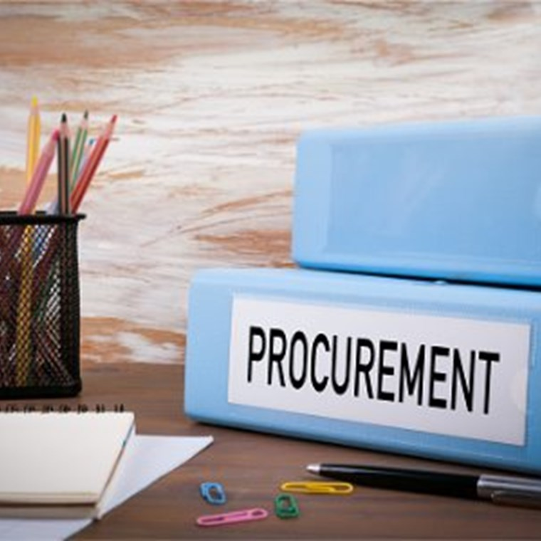 ​procurement procedure standards tax accounting binder