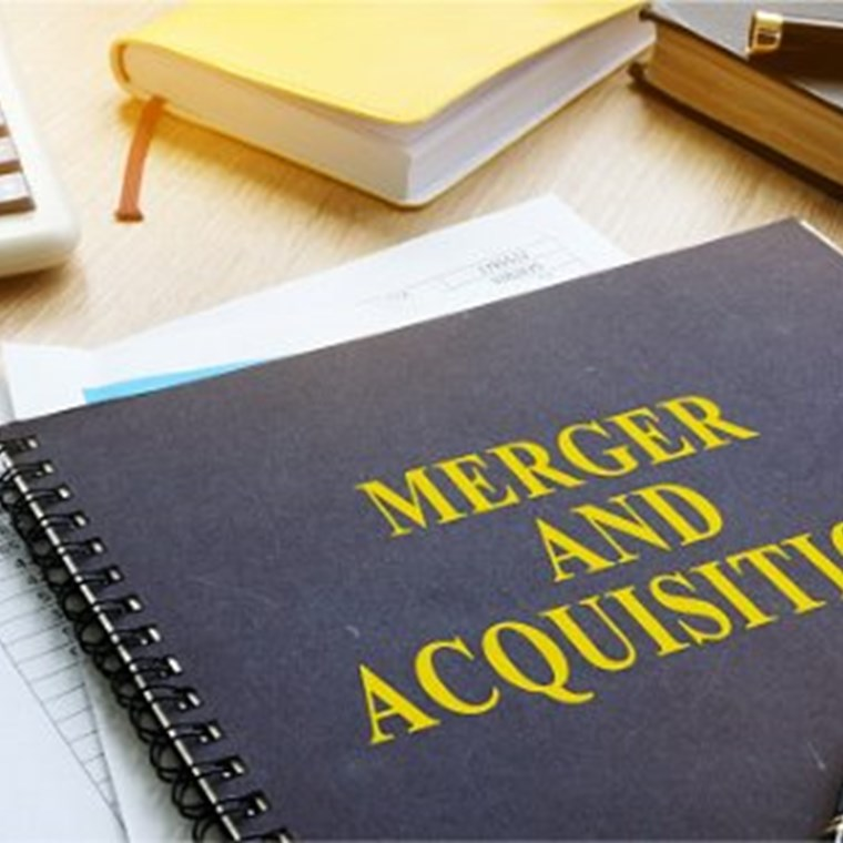​mergers and acquisitions