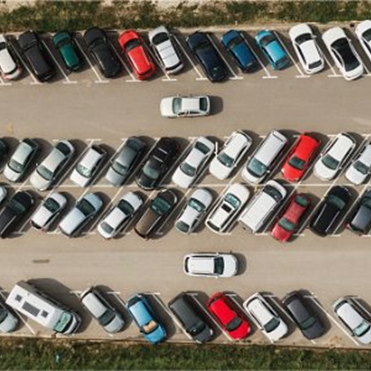 ​nonprofit parking tax parking lot cars