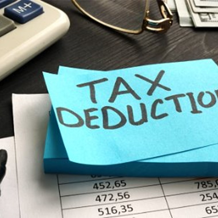 tax deduction on post it