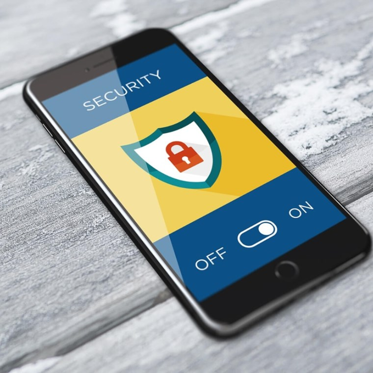 cyber phone protection two-factor authentication