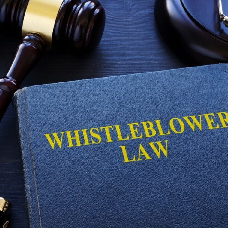 nonprofit whistleblower